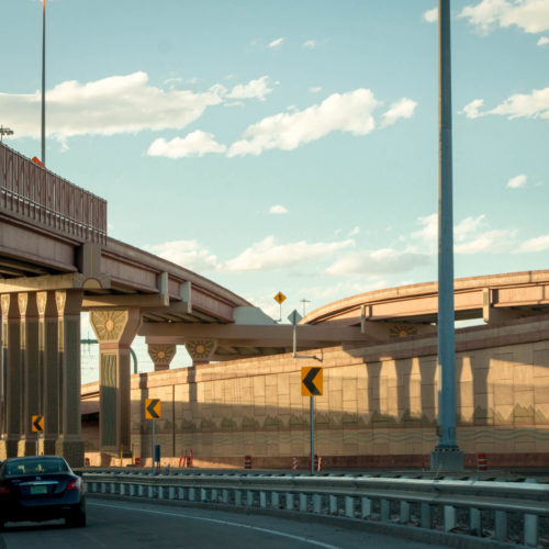 El Paso Interchange Border Vacuum
