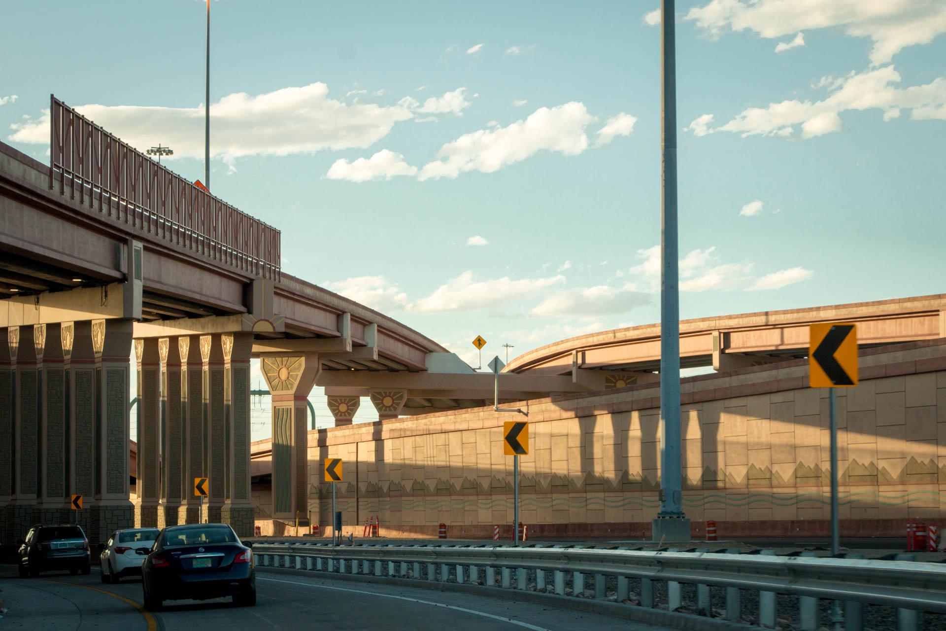 El Paso Interchange Border Vacuum