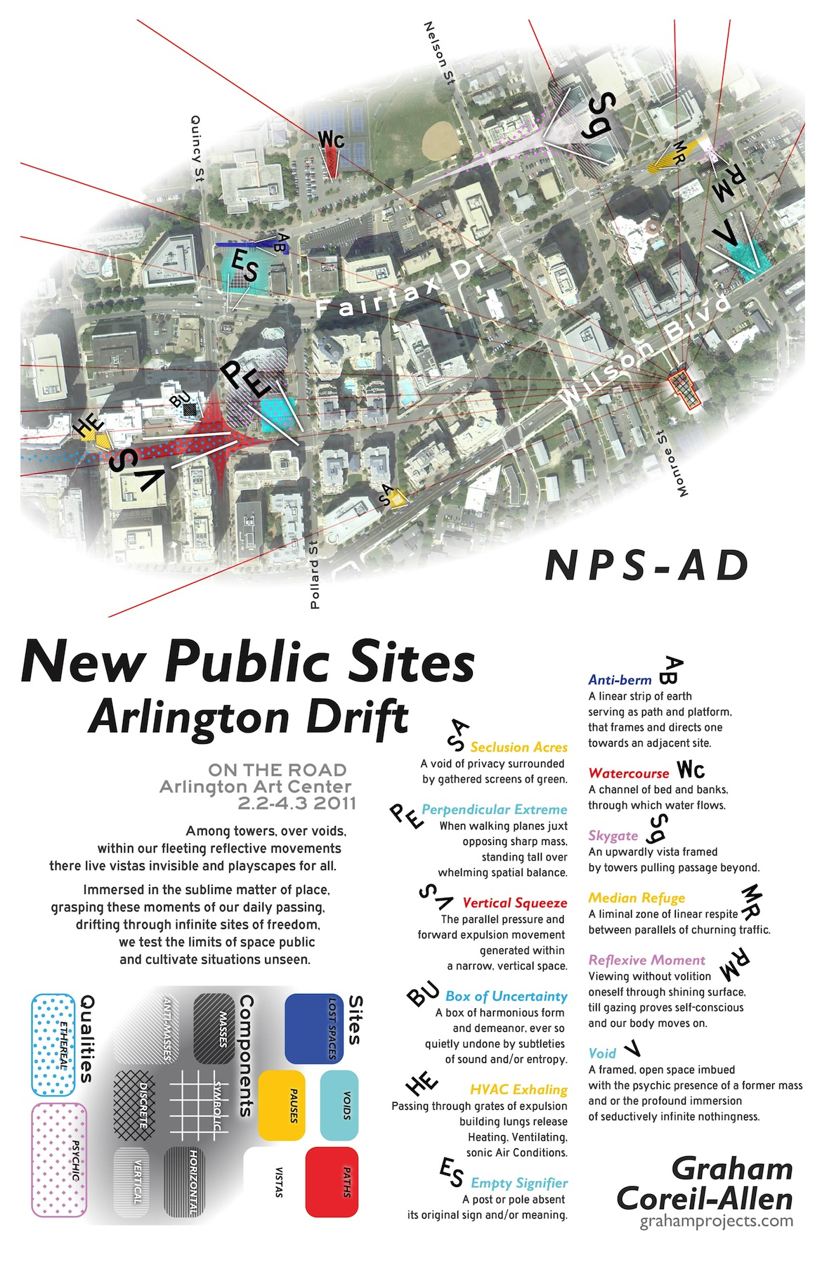 nps-ad map print front