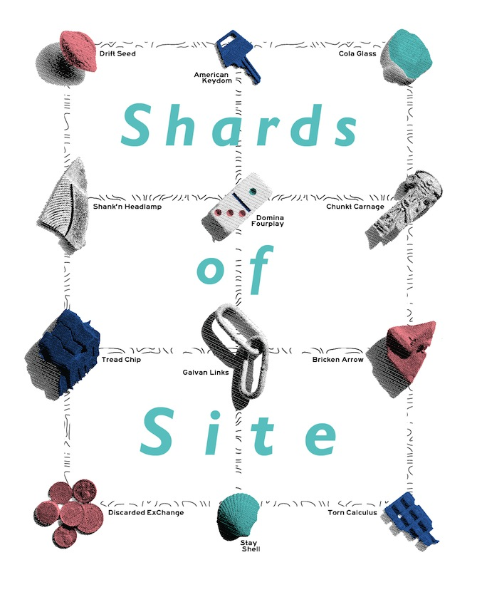 Shards of Site Poster
