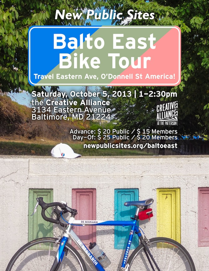Balto East Bike Tour