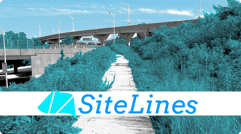 SiteLines - banner internet