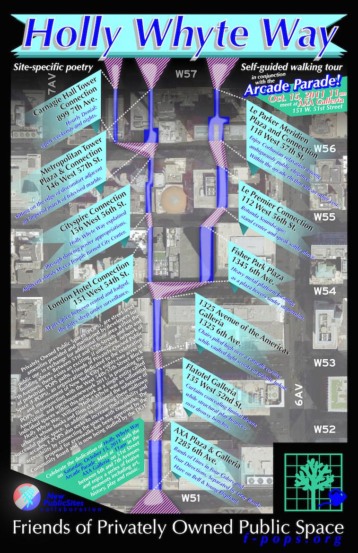 Arcade Parade Map 1170