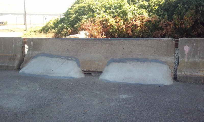 Skate Ramp Convenience Alteration