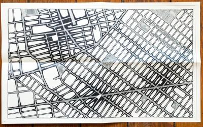 NPS - Bushwick Map front