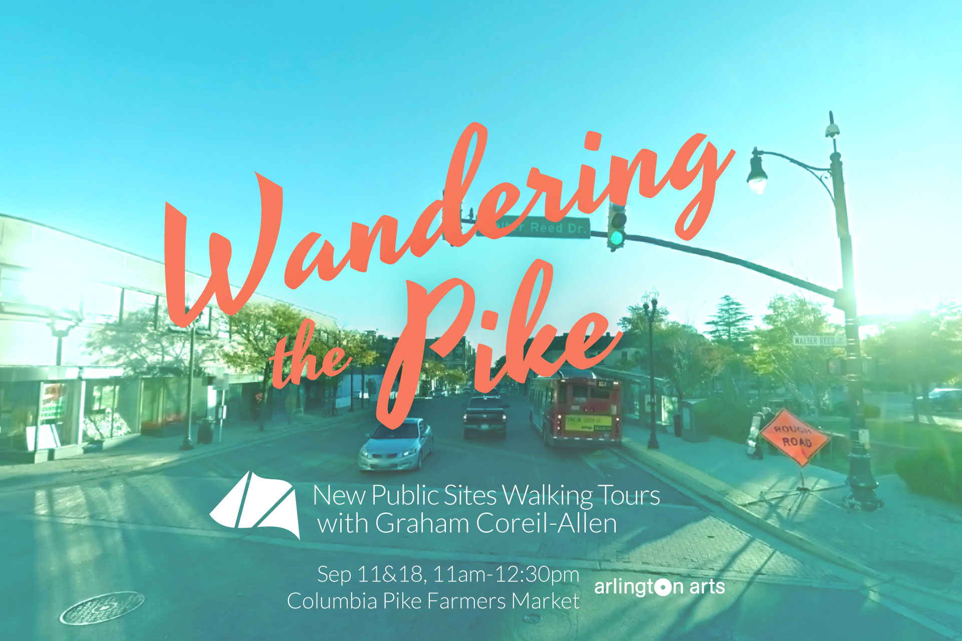 Wandering the Pike