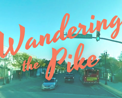 Wandering the Pike feature