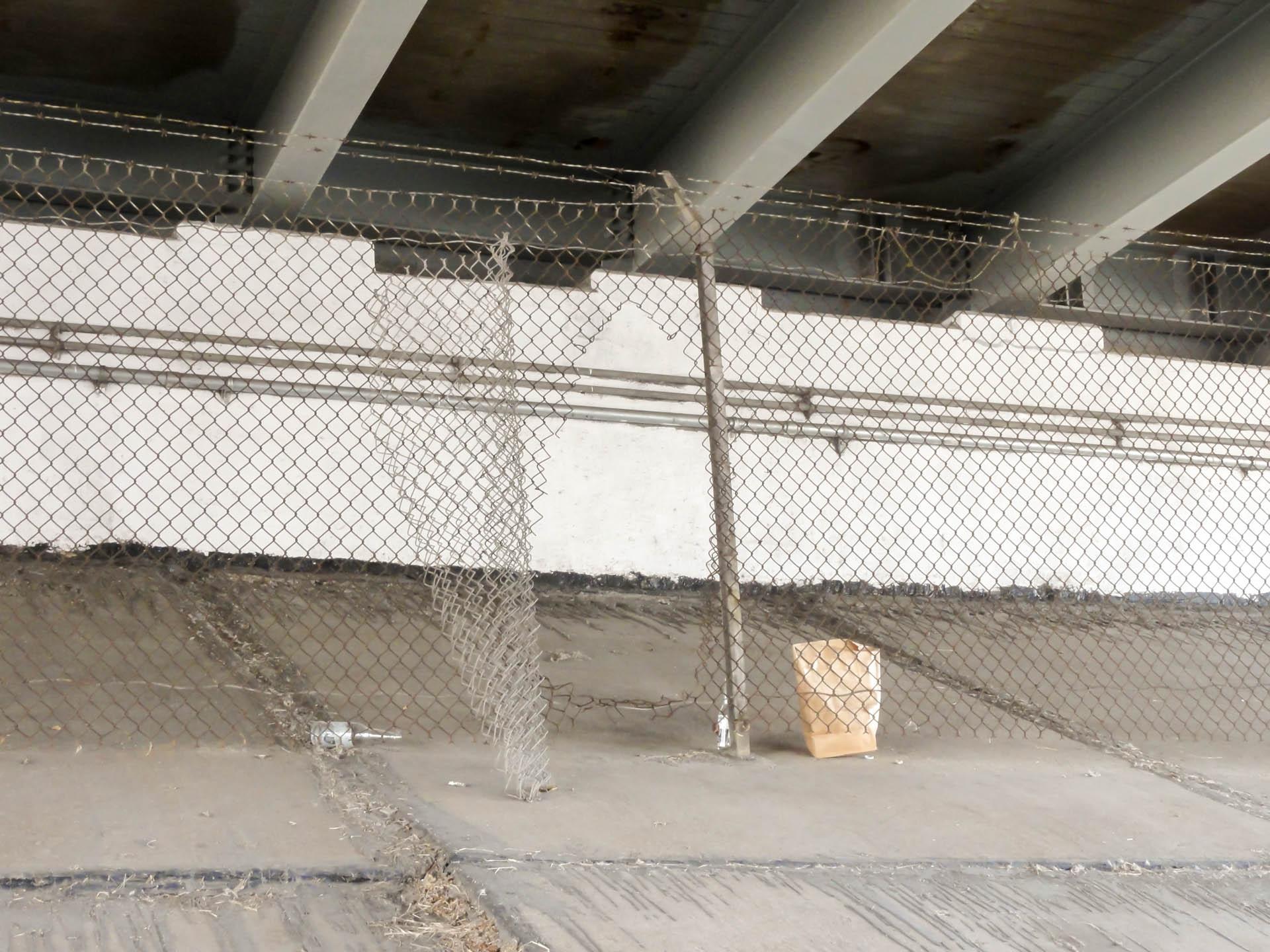 Overpass Enclosure