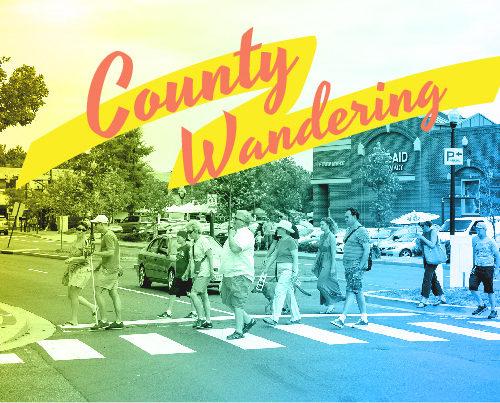 New Public Sites Arlington County Wandering