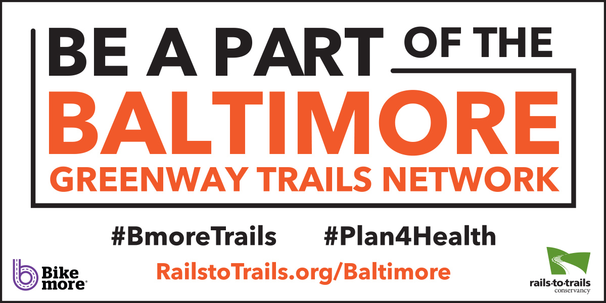Baltimore Greenway Trails Network