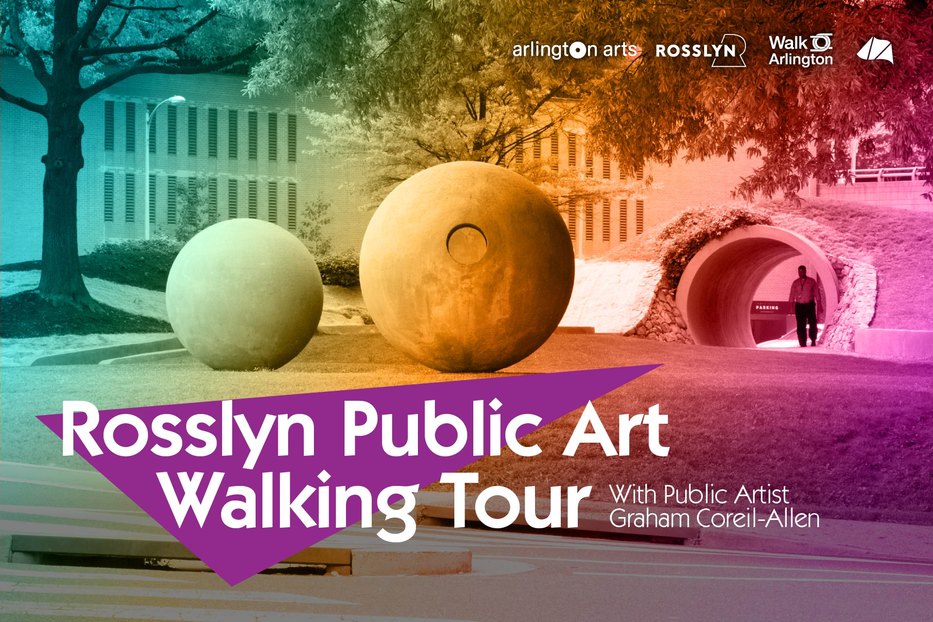 Rosslyn Public Art Walking Tours