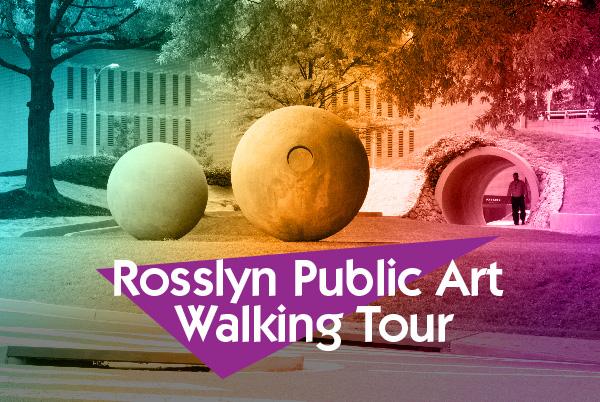 Rosslyn Public Art Walking Tour