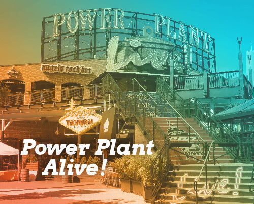 New Public Sites Power Plant Alive walking tour feature