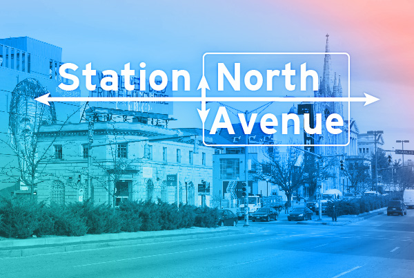 New Public Sites Station North Ave feature