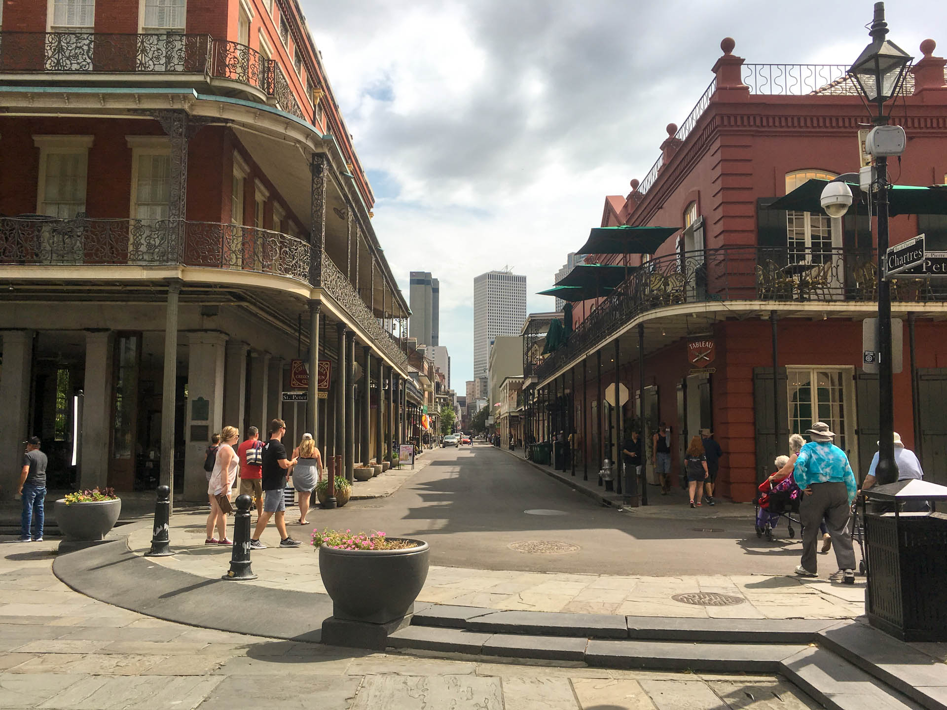 New Orleans Outdoor Room