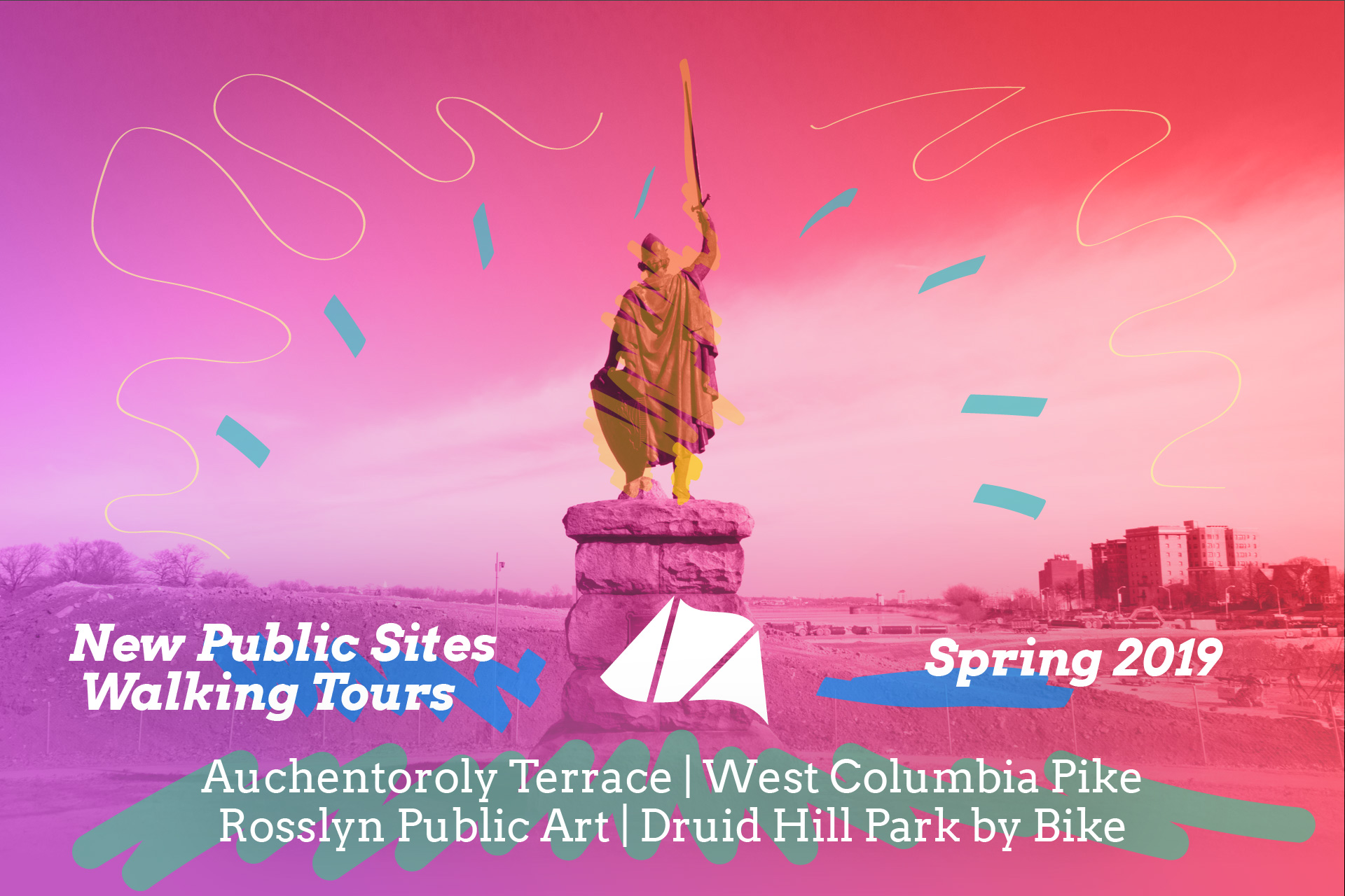 New Public Sites Spring 2019 tours