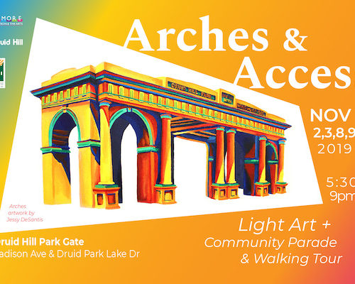Arches & Access feature